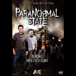 [Serie] État paranormal  Chip Coffey  Eilfie Music  Heather Taddy  Katrina Weidman  Ryan Buell  Sergey Poberezhny