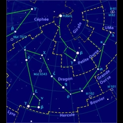 Constellation du Dragon (Parks)