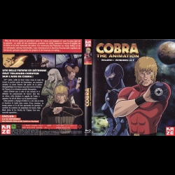 [Serie] Cobra, the Animation