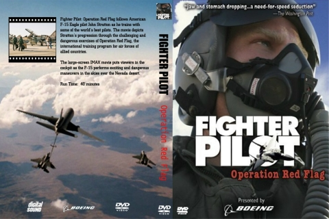 Imax - Fighter Pilot- Operation Red Flag - 2004 - 1080P