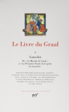 Le Livre du Graal, tome 2 Philippe Walter